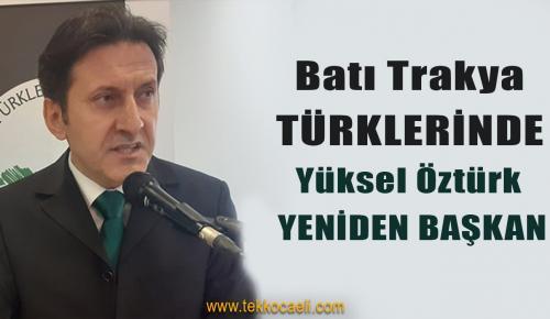 Batı Trakya Türkleri İzmit Şubesi, Genel Kurul Yaptı