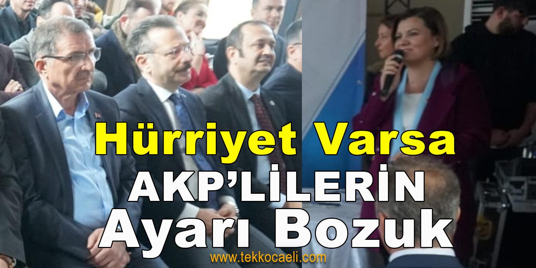 AKP'lilerin Ayarını Fena Bozmuş!