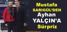 Kandıralı İsim Mustafa Sarıgül'ü Ağırladı