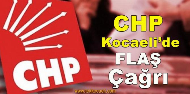 Flaş Çağrı; CHP İl Başkanlığı Sessiz Kalmamalı
