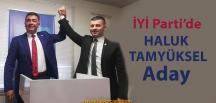 İYİ Parti Kartepe'de, Tamyüksel Adaylığını Açıkladı