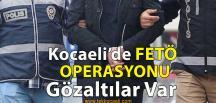7 İlde Eş Zamanlı Operasyon; Gözaltılar Var