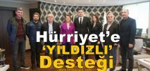 CHP'nin Yeni İl Başkanı'ndan Anlamlı Destek