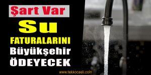 Su Faturasını Ödeyemeyenler Dikkat!