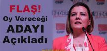 Hürriyet, Oy Vereceği Adayı Açıkladı