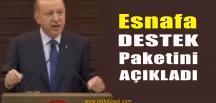 Cumhurbaşkanı Erdoğan, Ekonomi Paketini Açıkladı