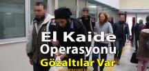 Karamürsel'de El Kaide Operasyonu