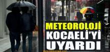 Meteoroloji'den Uyarı