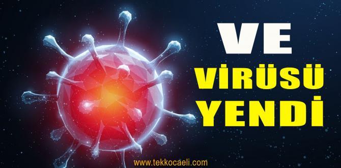 Koronavirüsü Yendi