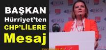 Hürriyet'ten CHP Kongresine İlişkin Açıklama