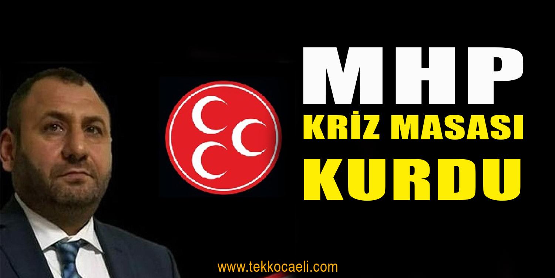 MHP, Dilovası'nda Kriz Masası Kurdu
