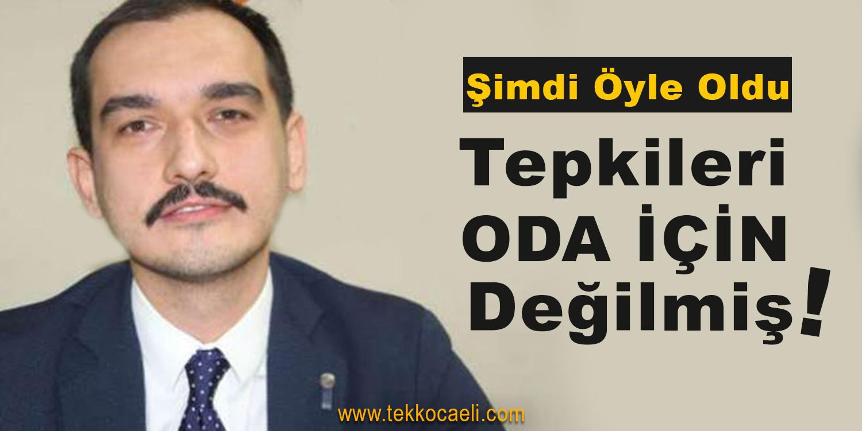 Gelen Tepkiler Sonrası AKP'den Açıklama