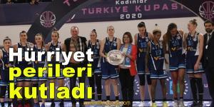 Periler Türkiye 2.si Oldu