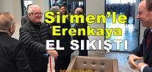 Sirmen-Erenkaya El Sıkıştı