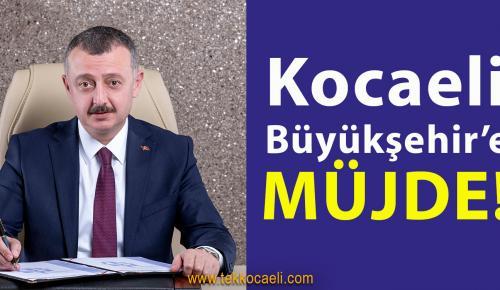 Cumhurbaşkanı Erdoğan'dan Kocaeli'ye Müjde!