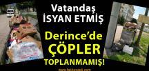 CHP'den Tepki; 'Derince Belediyesi Kendini Karantinaya mı Aldı?'