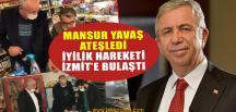 Mansur Yavaş Başlattı; İzmit'te Veresiye Defterleri Kapatılıyor