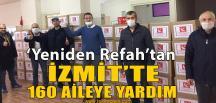 Yeniden Refah'tan İhtiyaç Sahiplerine Destek