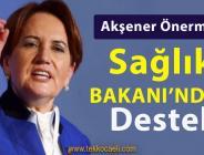 İYİ Parti'nin Önerisine Bakan Koca'dan Destek
