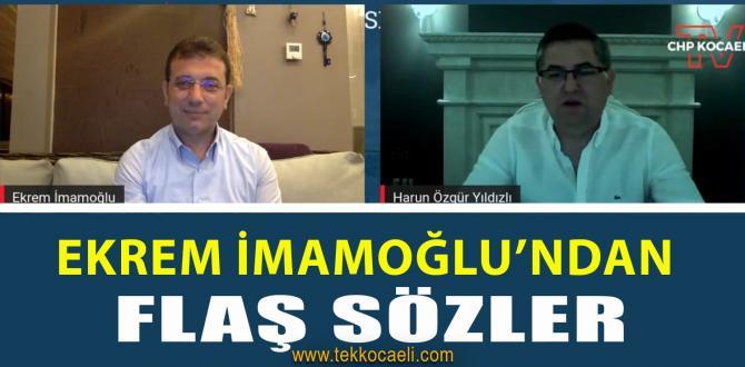Ekrem İmamoğlu, CHP Kocaeli'nin Konuğu Oldu