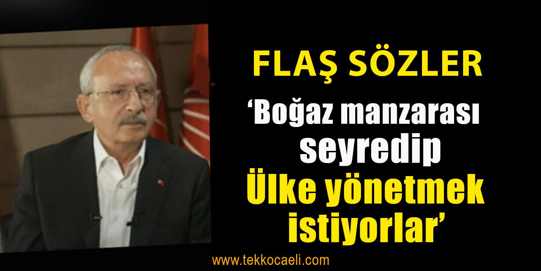 AKP İktidarını Adeta Topa Tuttu