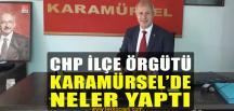CHP İlçe Örgütü, Karamürsel'de Neler Yaptı