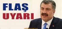 Sağlık Bakanı Fahrettin Koca'dan Açıklama