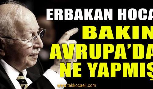 SP Lideri Karamollaoğlu'ndan Erbakan Açıklaması