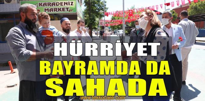 Hürriyet'ten 65 Yaş Üstü Vatandaşlara Bayram Hediyesi