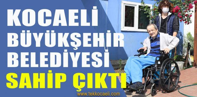 55 Yaşındaki Murat Çetin'e Kocaeli Büyükşehir Sahip Çıktı