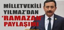 Milletvekili Mehmet Akif Yılmaz Paylaştı