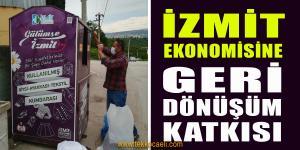 İzmit Belediyesi, Tekstil Atıklarını Ekonomiye Kazandırıyor