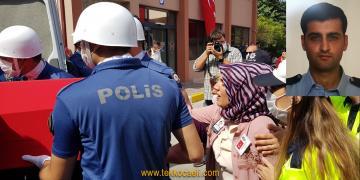 Şehit Polis Fatih Kara, Son Yolculuğuna Uğurlandı