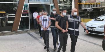 5 Yıl Hapis Cezası İle Aranan Şahıslar Yakalandı