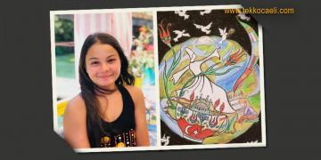 13 Yaşındaki Tamay Çetin'den Uluslararası Başarı