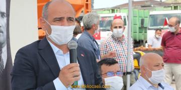 Körfez Belediye Başkanı Söğüt'ten İşçilere Müjde