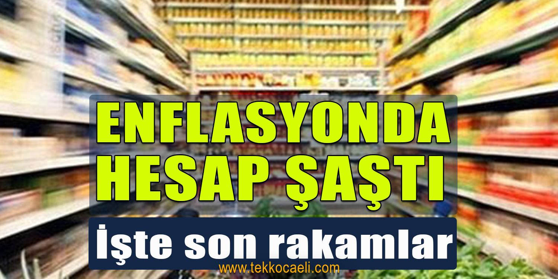 Enflasyon Rakamları Beklentinin Üstünde Çıktı