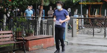 Sınava Giren Şahısta Koronavirüs Çıktı