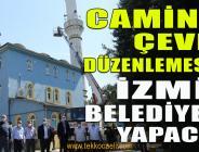İzmit Belediyesi Ekipleri, Süleymaniye Paşa Camiinde İncelemelerde Bulundu