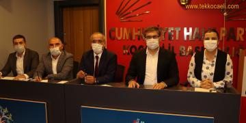 CHP Kocaeli'de, Başkanlar Buluştu