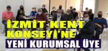 Kocaeli Müzisyenleri, İzmit Kent Konseyi'nin Kurumsal Üyesi Oldu