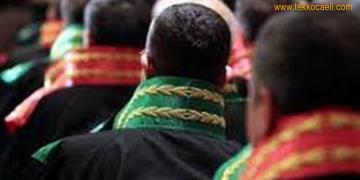 4 Bin 626 Hakim ve Savcının Yeri Değişti