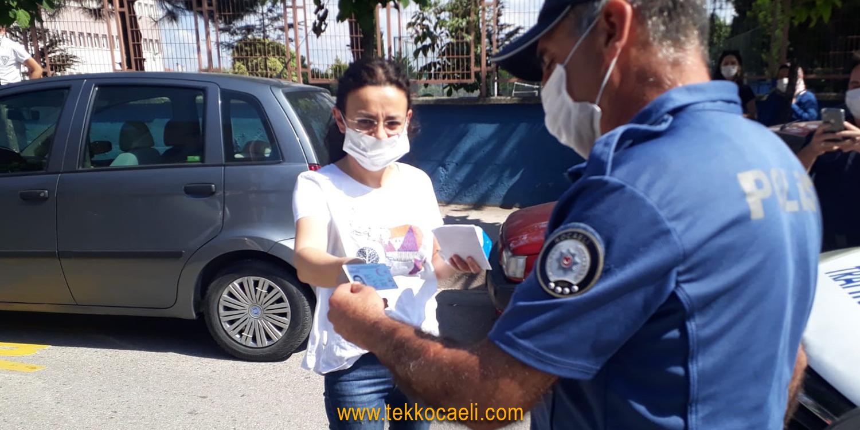 Öğrencinin İmdadına Polis Yetişti