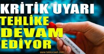 İYİ Parti'li Türkkan'dan Flaş Korona Virüs Uyarısı
