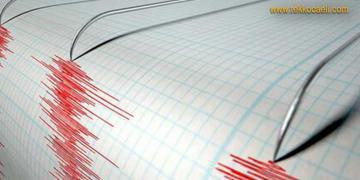4 Şiddetinde Deprem