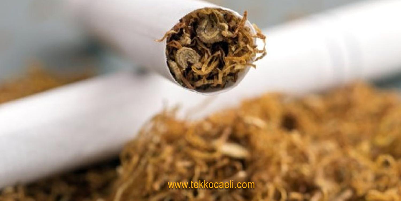 Tütün Satanlar Dikkat! Yasaklandı