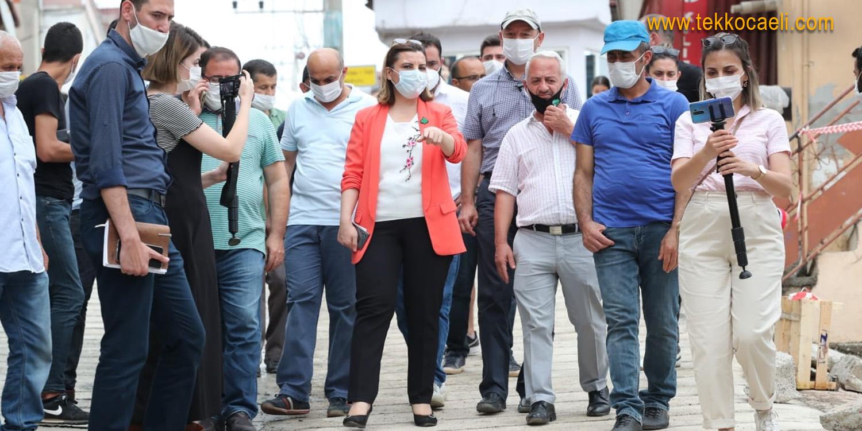 Başkan Hürriyet, Tavşantepe'de Yılların Çilesini Bitiriyor