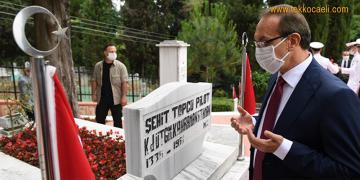 Kocaeli Valisi Seddar Yavuz'dan 15 Temmuz Mesajı