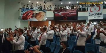 Genç Parti 5. Olağan Büyük Kongresi Yapıldı