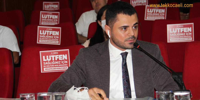 AKP'li Başkana Sordu; Şeffaf Belediyeye Ne Oldu?